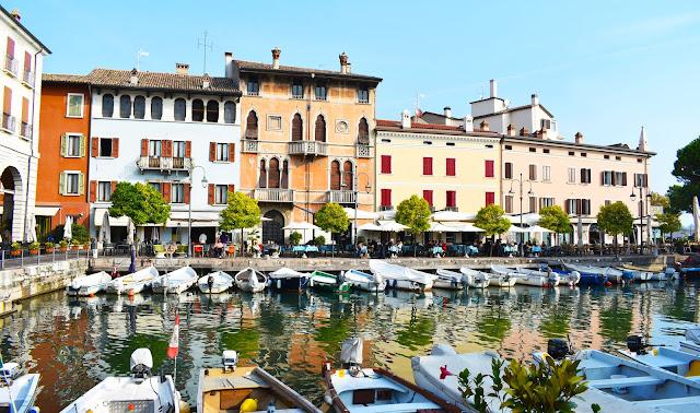 Ruta por el Lago di Garda