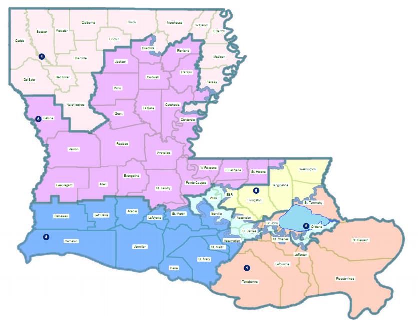 I 20 Louisiana Map.Opinionated Catholic Future Of Louisiana Military Bases In Jeopardy