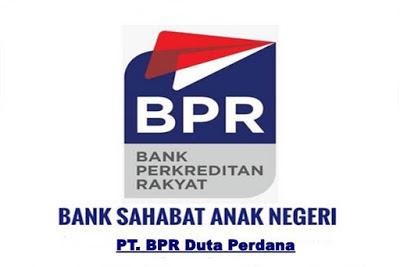 Lowongan Kerja PT. BPR Duta Perdana Pekanbaru November 2019