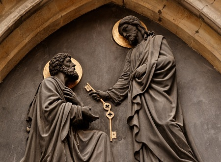 Cheile Sfantului Petru