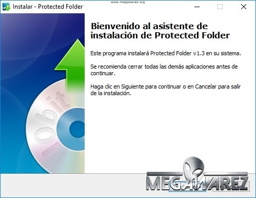 IObit Protected Folder 1.3 imagenes