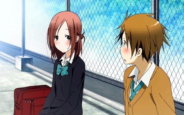 Isshuukan Friends dan Tsurezure Children adalah anime yang mirip