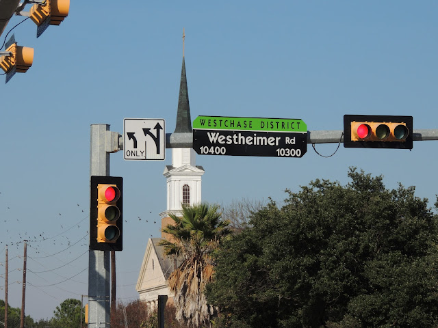 WESTCHASE DISTRICT STREET SIGNAGE
