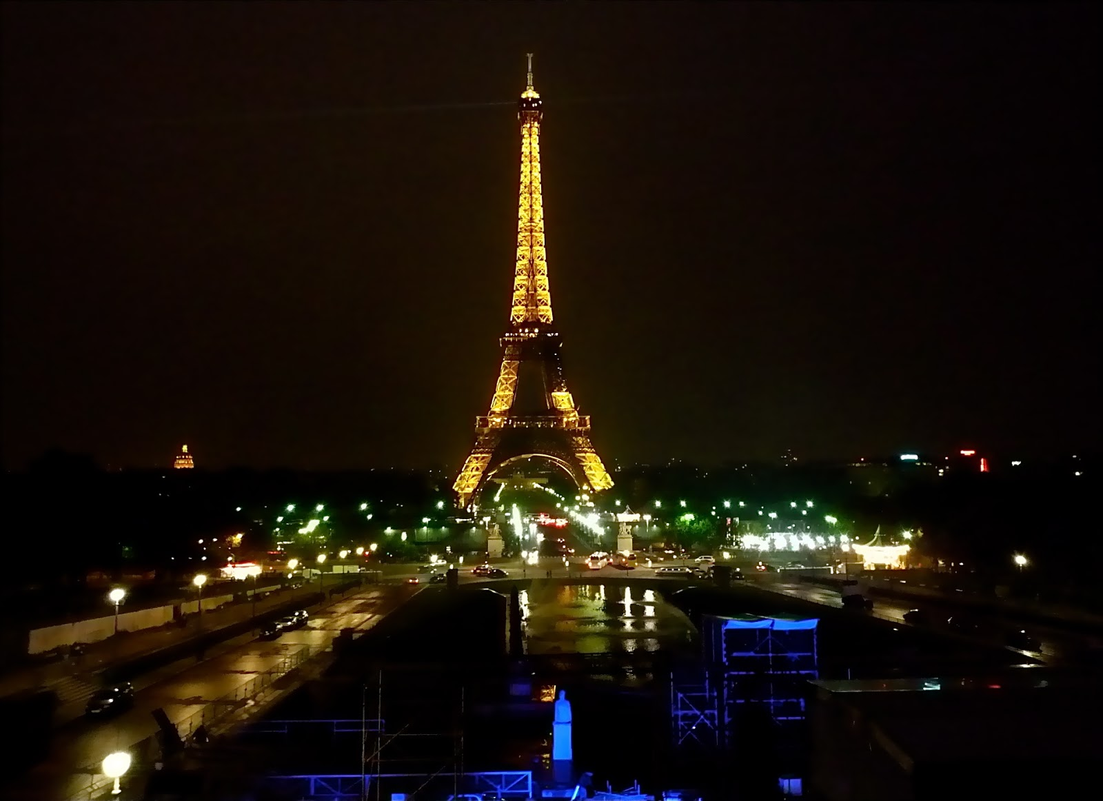 Cartoon Hd Wallpaper With Quotes Paris Paris By Night
