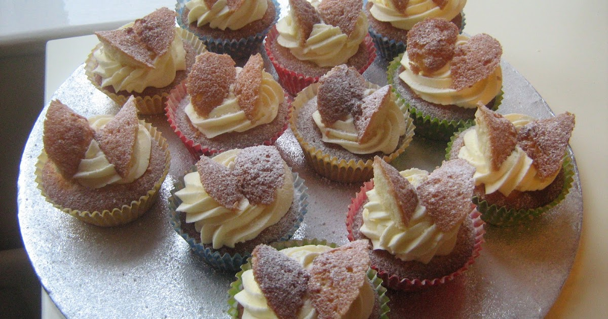 Butterfly Cakes Recipe Mary Berry