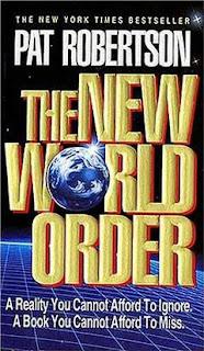 كتاب النظام العالمي الجديد لـ بات روبرتسون