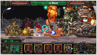 Metal Slug Attack Apk Mod Terbaru