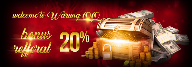 WarungQQ Judi Poker Online Domino 99 BandarQ Terpercaya