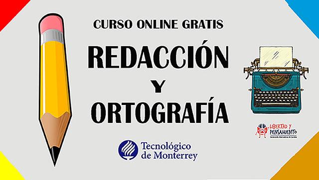 curso-online-gratis-redacción-ortografía