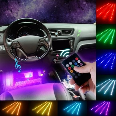 LED Interior Car Light Offers Convenience and Style