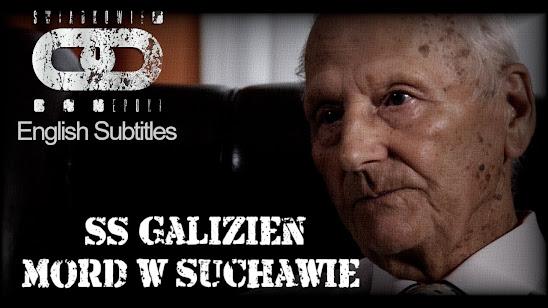SS Galizien Ukraine Poland ethnic cleansing genocide war crimes history