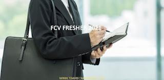 FCV FRESHER 2021 - Điều Hành Kinh Doanh của ngành FMCG