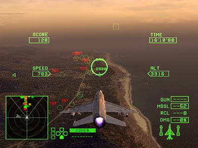 Ace Combat 2 screenshot 2