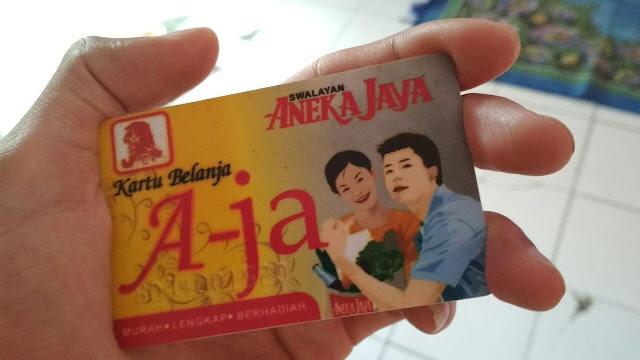 Member Card Aneka Jaya Tidak Bisa Dipakai Di Semua Cabang