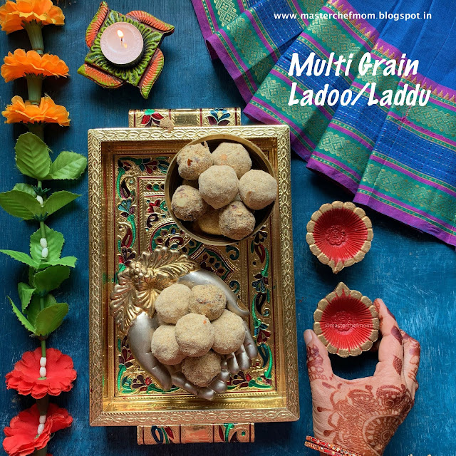 Multigrain Ladoo/laddu