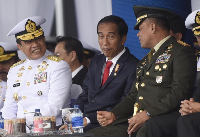 Membaca Operasi Bendera Palsu di balik Red Notice AS Kepada Pak Gatot Nurmantyo