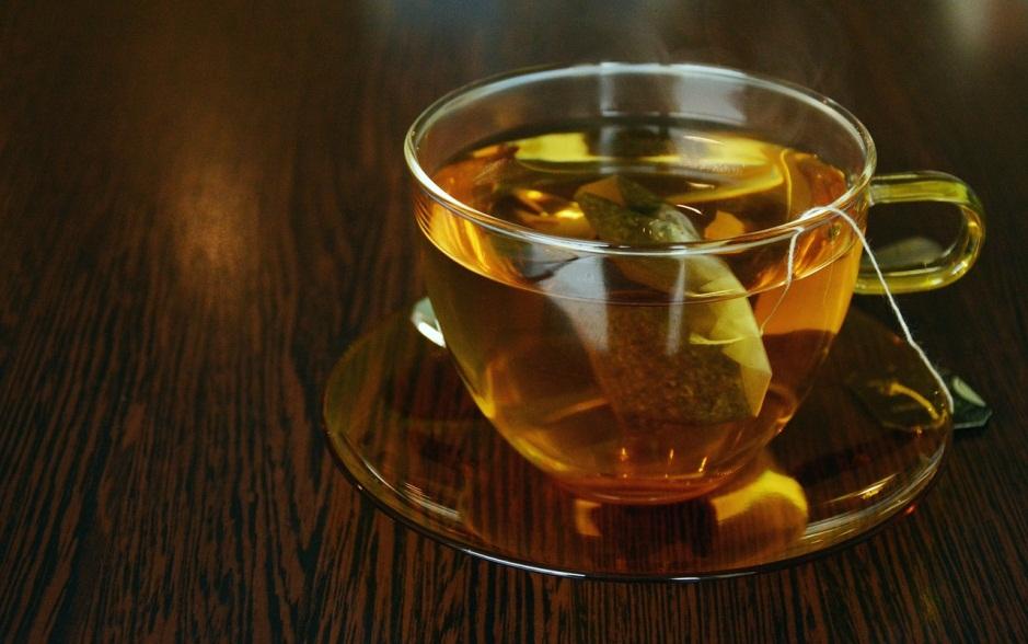 الشاي الأخضر لحرق الدهون والتخسيس