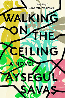 Cover of Walking on the Ceiling, one of the books in Zazie Todd's summer reading list