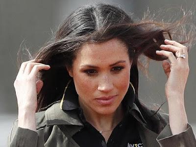 Ditanya adakah masih menonton siri Suits, jawapan Meghan  mengejutkan !!