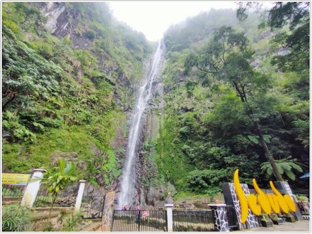 Air Terjun Sedudo;10 Top Destinasi Wisata Nganjuk;