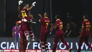 India vs West Indies 2nd Semi-Final ICC World T20 2016 Highlights