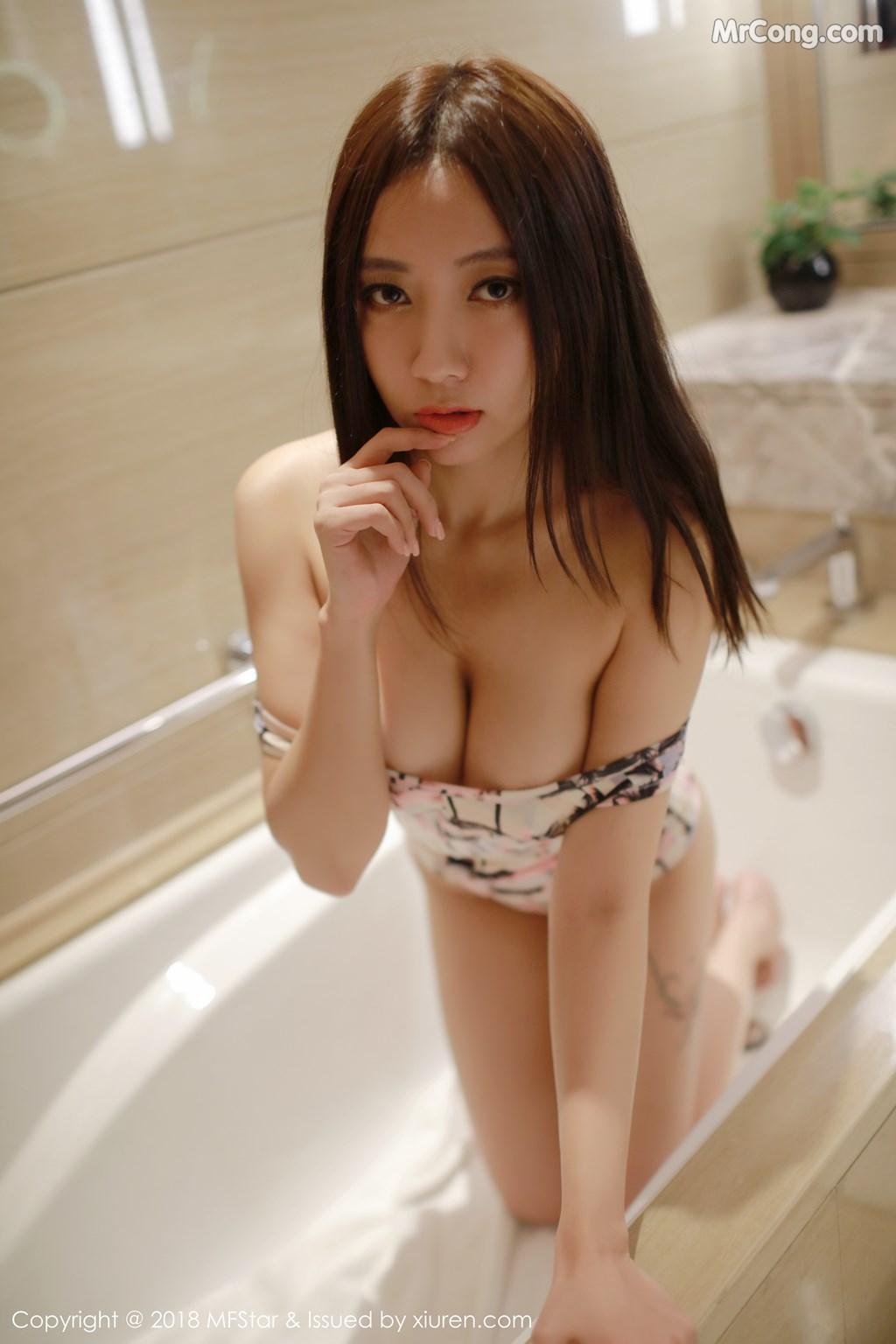 Image MFStar-Vol.151-Victoria-Guo-Er-MrCong.com-007 in post MFStar Vol.151: Người mẫu Victoria (果儿) (52 ảnh)