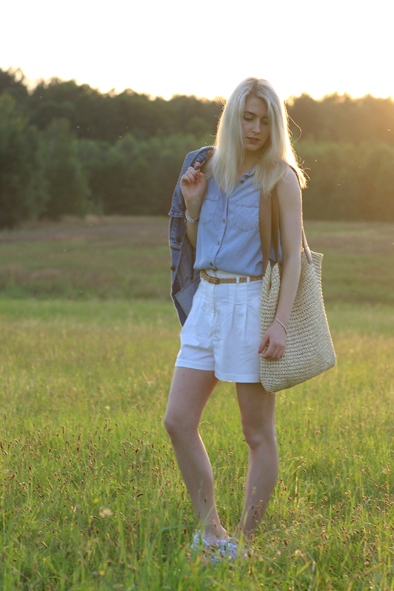 LOOK OF THE DAY SimplyTheBest blog created by Ewa Sularz