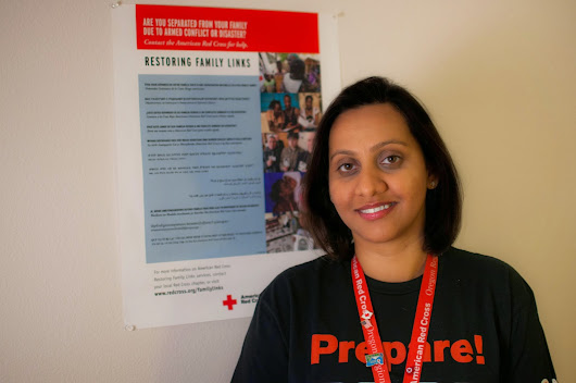 Volunteer Profile: Sherry Sethi – Reuniting families near and far