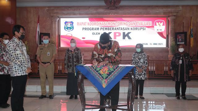 Direktur Korsup Wilayah III KPK RI, Himbau Kepala Daerah Perkuat Pengawasan