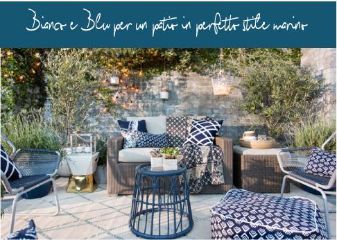 Arredare gli spazi esterni di una casa al mare blog di for Stili di case esterni
