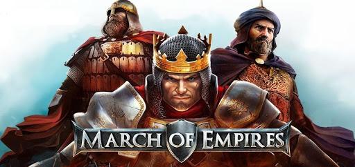 لعبة March of Empires