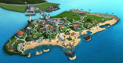 Sentosa Island -tripswheel