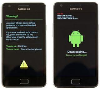 Cara Flashing Firmware Samsung Galaxy J3 J320 G 100% Work