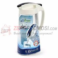 Lock & Lock Bisfree One Touch Bottle 2.0L ABF632