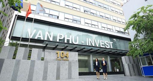 Trụ sở Văn Phú Invest