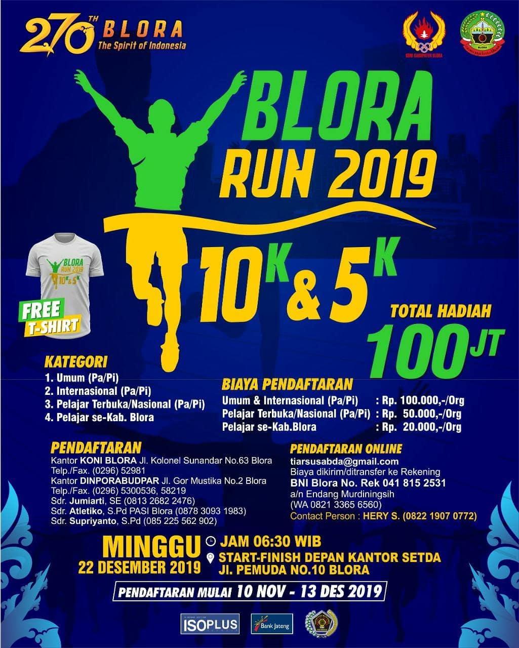 Blora Run • 2019