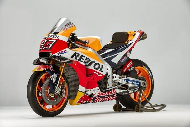 Repsol Honda MotoGP - Honda RC213V 2019