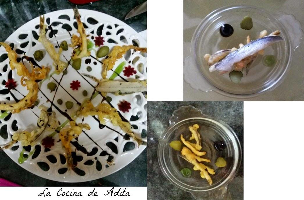 5 entrantes o apetitivos la cocina de adita - Calorias boquerones en vinagre ...