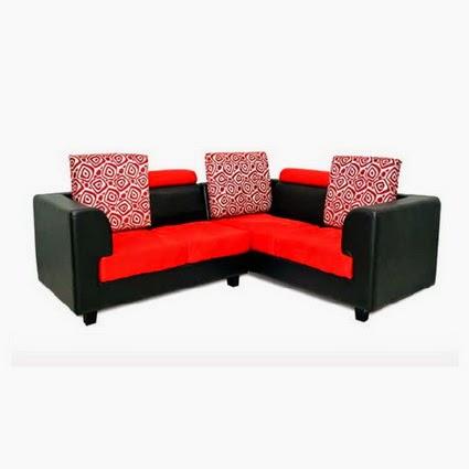 Macam-Macam Sofa L Minimalis Cantik untuk Ruang Tamu 3