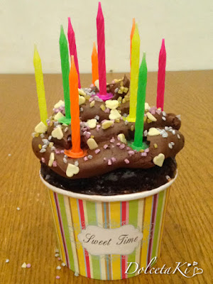 tortina cupcake