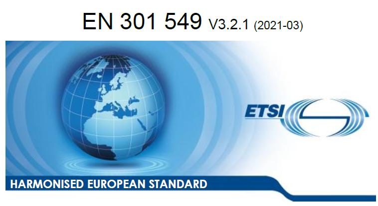 EN 301 549 V3.2.1 (2021-03)