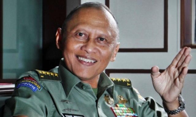 Mantan KSAD: TNI yang Garang di Kota, di Hutan Jadi Kucing