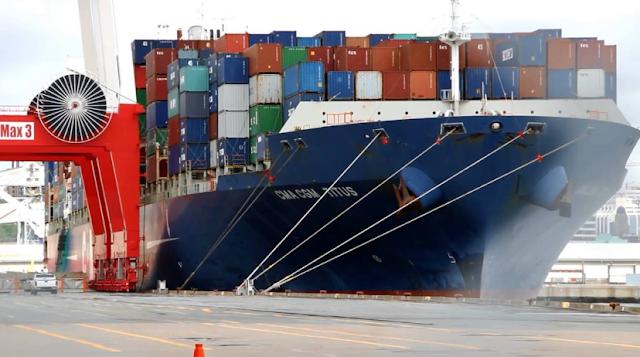 Untuk Menggaet Kapal Raksasa Lainnya Pelindo II Siapkan Dana Rp 2,5 Triliun