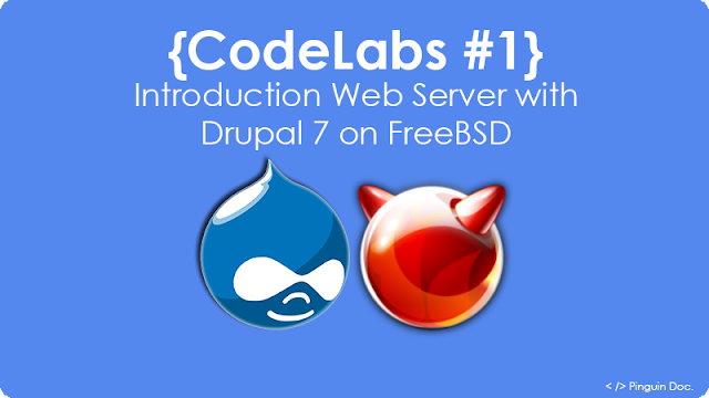 CodeLabs Drupal on FreeBSD