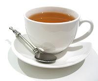 Ilustração de xícara com Chá Verde para Emagrecer