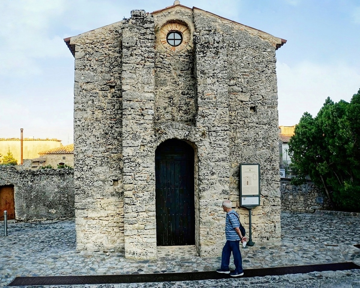 cosa vedere Gerace chiesa San Giovanello