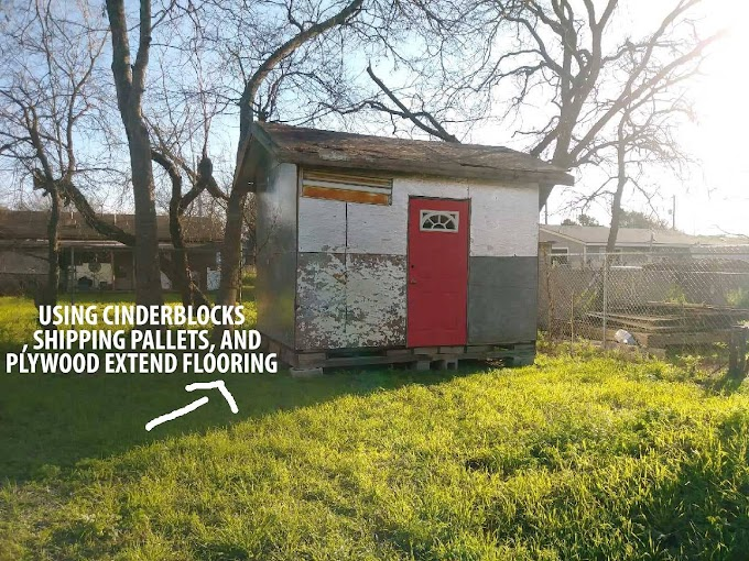 Rapper Mr. Composition Expands on the Concept of Simple Living, Backyard Tiny Home Construction