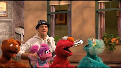 Sesame Street Singing with the Stars