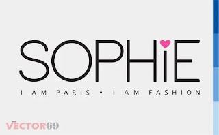 Logo Sophie Paris Baru 2018 - Download Vector File EPS (Encapsulated PostScript)