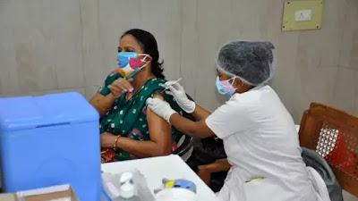 covid vaccines : भारत, अमरीका के बाद 20 करोड़ से अधिक कोविड टीके लगाने वाला दूसरा देश बना